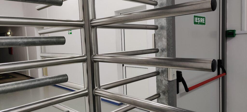 Imprimeria BNR - Securitatea productiei